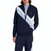 Lyle & Scott Archive Panel Funnel Neck Sweater