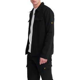 Lyle & Scott Casuals Overshirt Hemd - Black