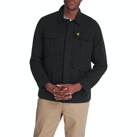 Lyle & Scott Vintage Utility Jacket - Black