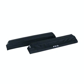 FCS Rack Pads 740mm Surfboard Rack - Black