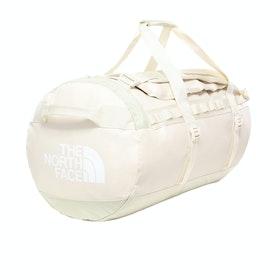 North Face Base Camp Medium Duffle Bag - Vintage White TNF White