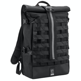 Chrome Industries Barrage Cargo Backpack - All Black