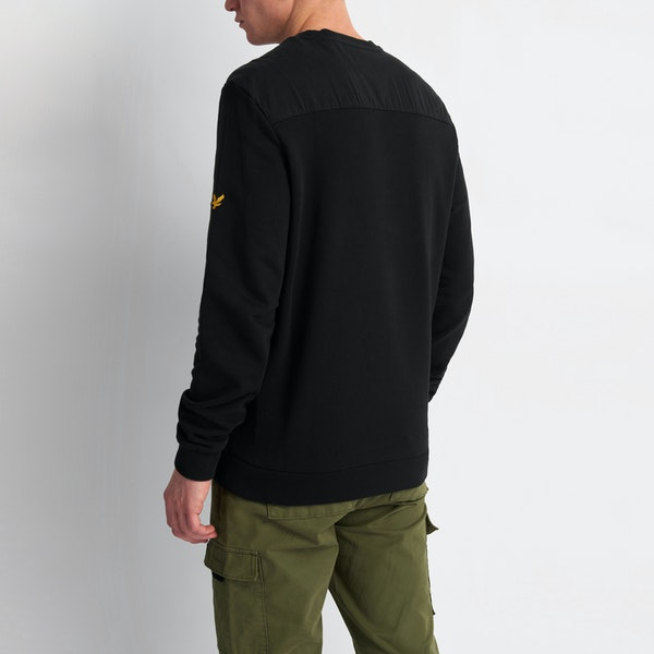 Sweater Lyle & Scott Casuals Chest Pocket Crew Neck Jumper