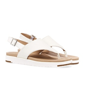 UGG Alessia Sandals - White