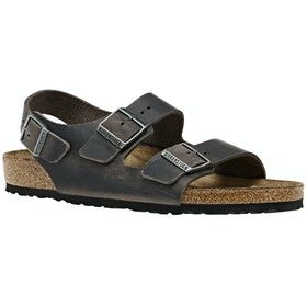 Birkenstock Milano Regular Sandals - Iron
