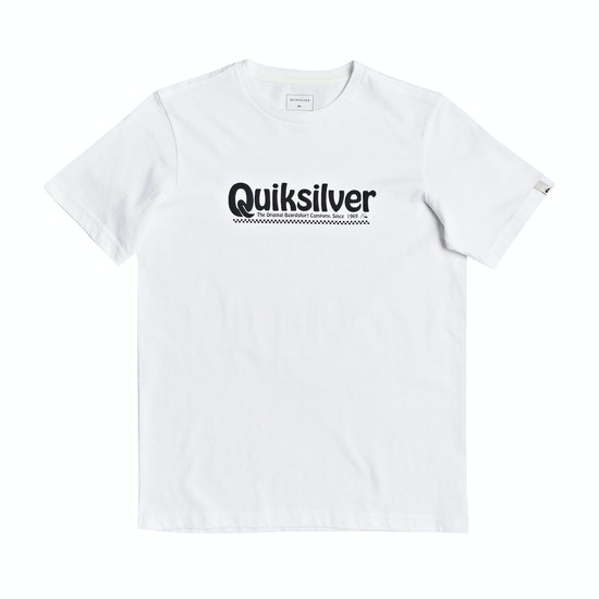 Quiksilver New Slang II Boys Short Sleeve T-Shirt