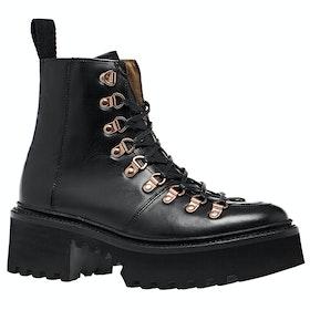 Grenson Nanette 2:0 Ladies Boots - Black Colarado