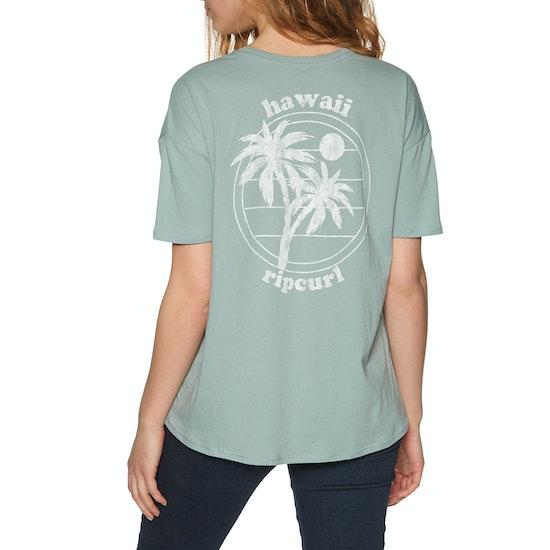 Camiseta de manga corta Rip Curl Hawaii Vibin Boy