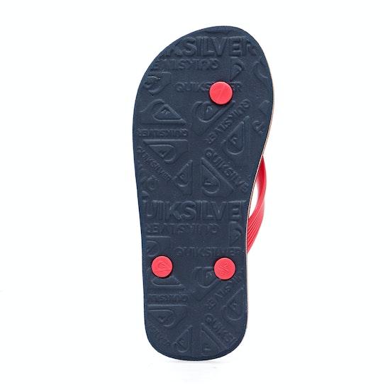 Quiksilver Molokai Word Block Boys Sandals