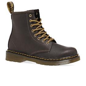 Dr Martens Junior 1460 Kids Boots - Gaucho Wildhorse Lamper