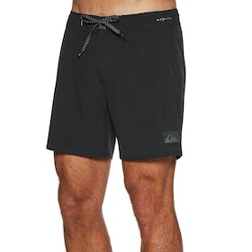 Quiksilver Highline Kaimana 16 Boardshorts - Black
