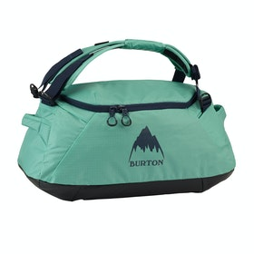 Burton Multipath 40L Duffle Bag - Buoy Blue Coated