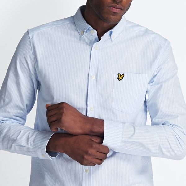 Lyle & Scott Vintage Fine Stripe Shirt