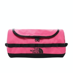 North Face Base Camp Travel Canister Large , Vaskebag - Pink TNF Black
