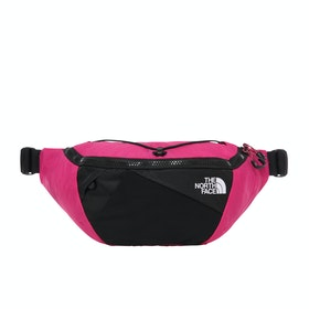 North Face Lumbnical S , Mageveske - Pink TNF Black