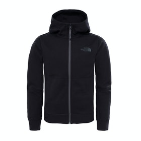 North Face Slacker , Hettejakke - TNF Black