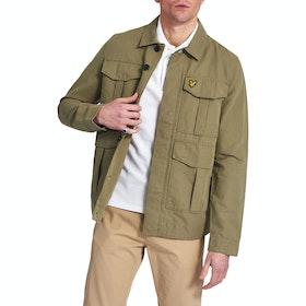 Lyle & Scott Vintage Utility Jacket - Green