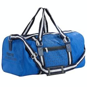 Horze Equestrian Duffle Bag - Mazarine Blue