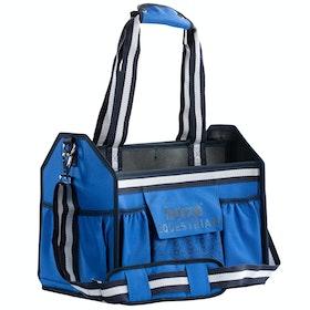 Horze Equestrian Grooming Bag - Mazarine Blue