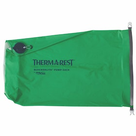 Thermarest Blockerlite Pump Sack Drybag - Green
