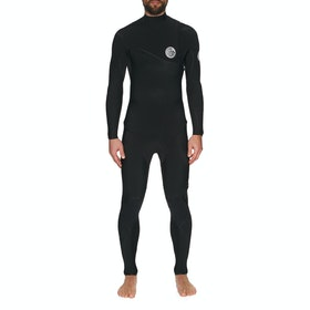 Rip Curl Flashbomb 3/2mm Zipperless Wetsuit - Black