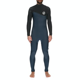 Rip Curl Flashbomb 3/2mm Zipperless Wetsuit - Slate
