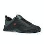 Black Dark Grey Athletic Red