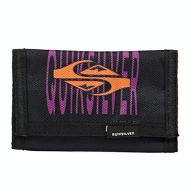 Billetera Quiksilver The Everydaily - Black
