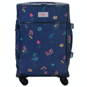 Bagaż Cath Kidston Four Wheel Cabin Bag - Navy