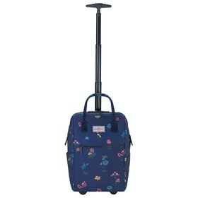 Bagaglio Donna Cath Kidston Frame Wheeled Backpack - Navy