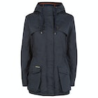 Troy London Parka Womens Wax Jacket