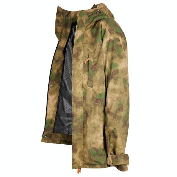 Troy London Parka Men's Wax Jacket