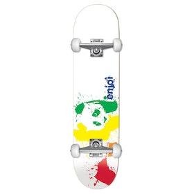 Skateboard Enfant Enjoi Splatter Panda Spectrum Complete - White