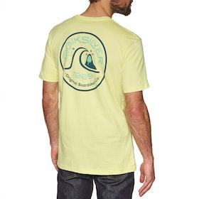 Quiksilver Close Call Short Sleeve T-Shirt - Charlock