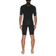 Quiksilver 2mm Highline Zipperless Shorty Wetsuit