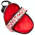 Lulu Guinness Lips And Heart Stripe Sadie Damen Rucksack