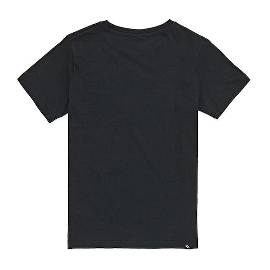 T-Shirt à Manche Courte Rip Curl Corpo