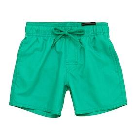 Short de plage Rip Curl Classic Volley Groms - Green