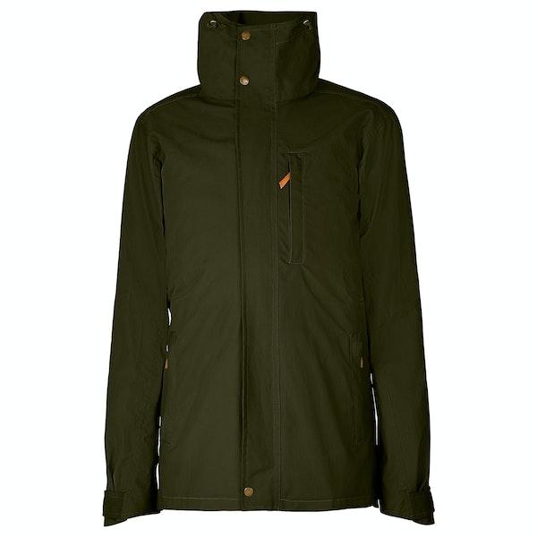 Troy London Parka Menn Wax Jacket