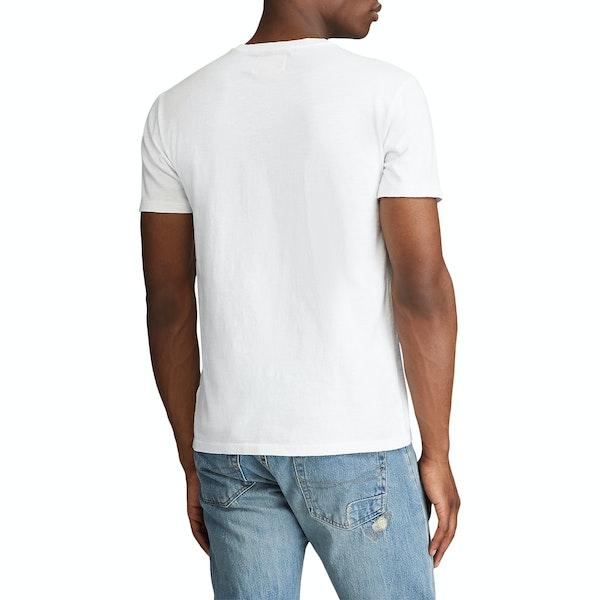 Polo Ralph Lauren Slub Jersey 1 Kortermet t-skjorte