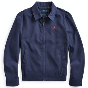 Kurtka Polo Ralph Lauren Bi Swing Wind Breaker - Newport Navy