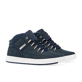 Stivali Uomo Timberland Davis Square Sneaker - Navy Nubuck