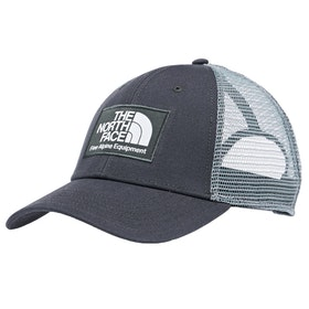 North Face Mudder Trucker Mütze - Asphalt Grey