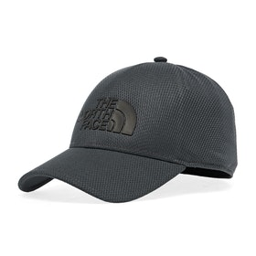 North Face TNF One Touch Lite Cap - Asphalt Grey TNF Black