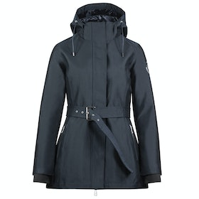 B Vertigo Abigail Ladies Riding Jacket - Dark Blue