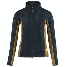 B Vertigo Darcey Technical Ladies Fleece - Dark Blue Bronze