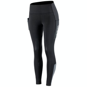 B Vertigo Estelle Silicone Full Seat Damen Riding Tights - Black
