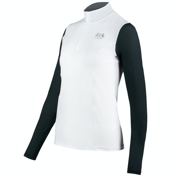 B Vertigo Iris Long Sleeve Ladies Competition Shirt