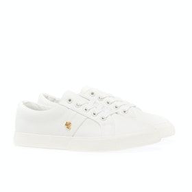 Scarpe Donna Lauren Ralph Lauren Janson II Canvas - Optic White