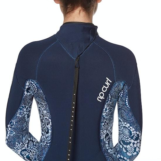 Rip Curl Dawn Patrol 4/3mm Back Zip Ladies Wetsuit